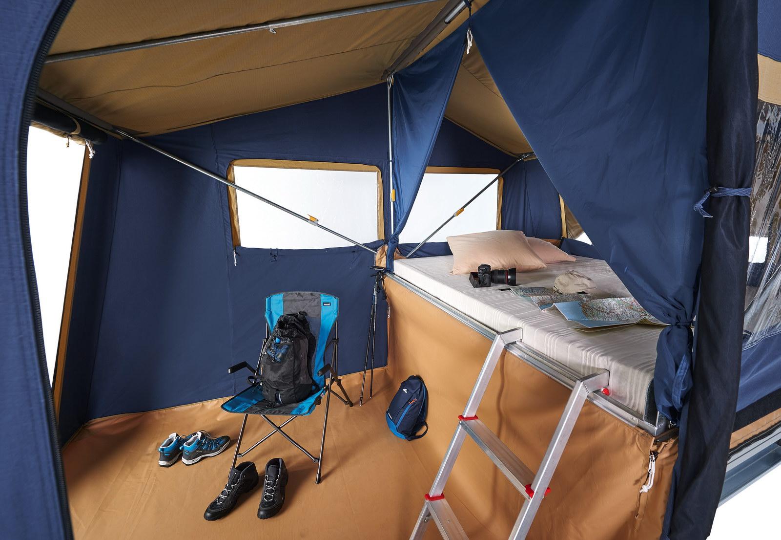 Kamp prikolice | Počitniške prikolice | Šotorske prikolice | Brako prikolice | Oztrail Quest