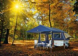 Počitniške prikolice | Kamp prikolice | Šotorske prikolice | Brako prikolice | Oztrail Zenith