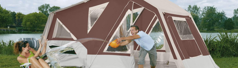 Šotorske prikolice | Brako prikolice | Kamp prikolice | Počitniške prikolice | Raclet Panama Up