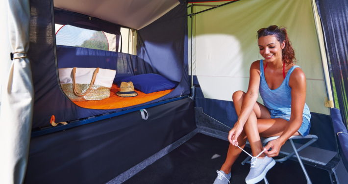 Počitniške prikolice | Kamp prikolice | Šotorske prikolice | Brako prikolice | Raclet Solena